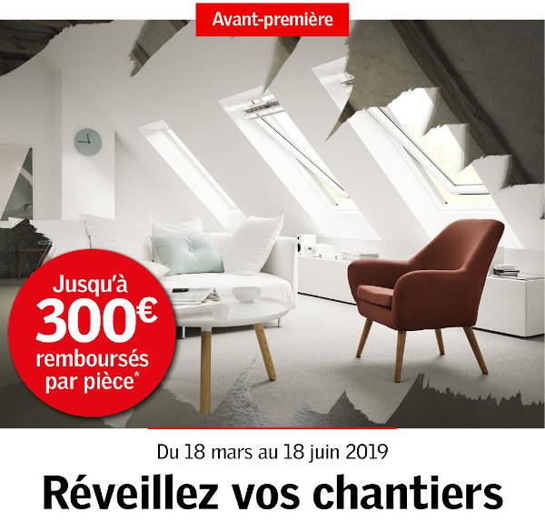 promo VELUX Loiret Indre et Loire